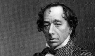 British statesman Benjamin Disraeli
