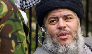 Radical Muslim cleric Abu Hamza faces US terror charges