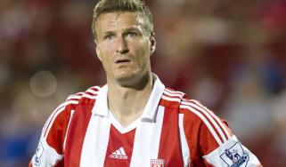 Robert Huth of Stoke City