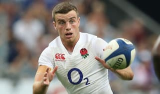 George Ford of England rugby team