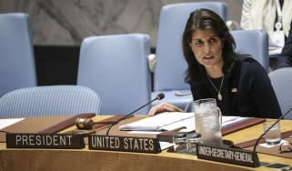 Nikki Haley at the UN