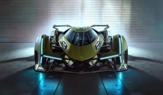 Lamborghini V12 Vision GT