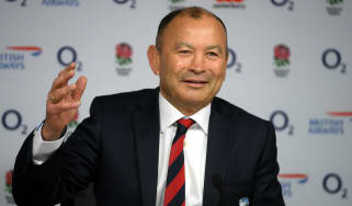 England head coach Eddie Jones announces his squad for the 2020 Six Nations
