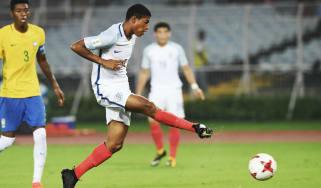 Rhian Brewster England U-17 World Cup
