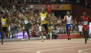 Usain Bolt 2015 IAAF World Championships