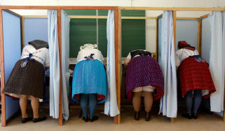 Hungary, which went to the polls in April, has become increasing undemocratic