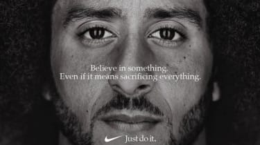 Colin Kaepernick Nike Just Do It advert NFL