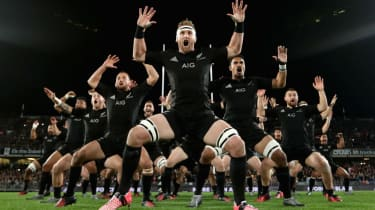 New Zealand captain Kieran Read will lead the All Blacks as they aim to defend the Rugby World Cup