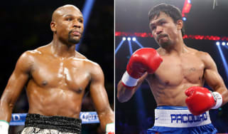 Floyd Mayweather/Manny Pacquiao