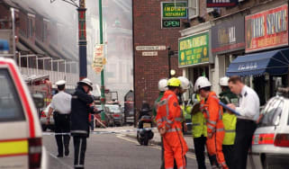 London Nail Bombings