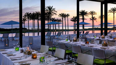 Zagara restaurant, Verdura Resort