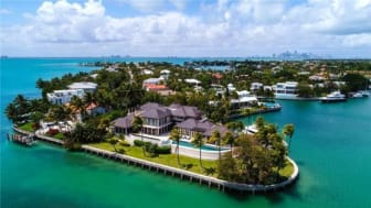 400 South Mashta Drive, Key Biscayne, Florida, USA (Rightmove)