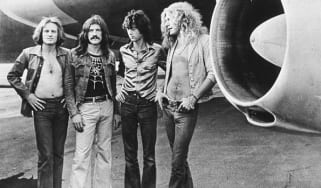 Led Zeppelin in 1973