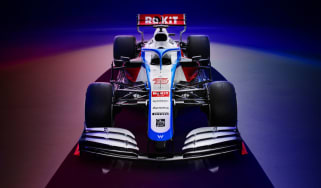 George Russell and Nicholas Latifi will drive the Williams Racing FW43 in 2020