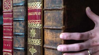 Shakespeare books