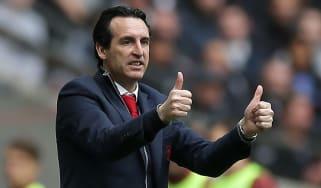 Arsenal boss Unai Emery won three Europa League titles with Sevilla