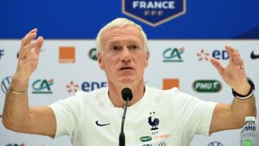 France Didier Deschamps