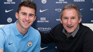 Aymeric Laporte Manchester City transfer news