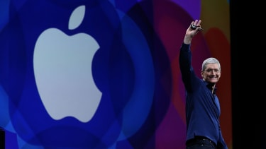 Tim Cook is CEO of Apple