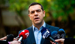 Greek prime minister Alexis Tsipras in crisis after defence minister quits coalition
