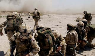 Iraq British Army