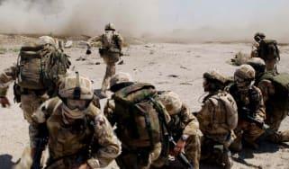 Iraq British Army
