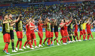 Belgium reached the semi-finals of the 2018 Fifa World Cup