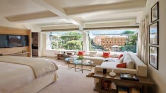 Hotel Eden's Bellavista Penthouse Suite