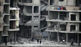 Eastern Ghouta