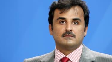Qatar's ruler Sheikh Tamim bin Hamad al-Thani