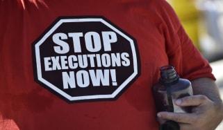 Anti-death penalty
