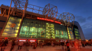 Manchester United's home stadium is Old Trafford