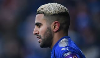 Riyad Mahrez retired Leicester City
