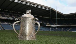 Scotland and England go head-to-head in the Calcutta Cup at Murrayfield on Saturday