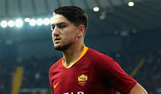 Roma and Turkey star Cengiz Under is a transfer target for a number of European clubs