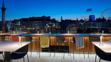 The Rooftop St James - London restaurant