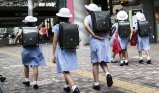 children Japan