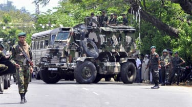 A state of emergency has not existed in Sri Lanka since the end of the civil war