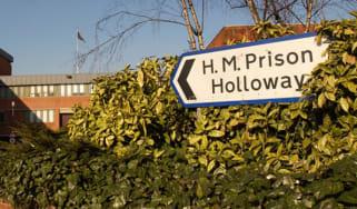 Holloway Prison 110313