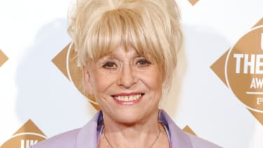 Barbara Windsor attends the UK Theatre Awards 2015