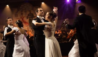 Debutantes Attend The Russian Ball In London