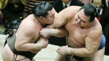 Sumo wrestling is Japan's national sport