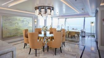 The Regent Suite on the Seven Seas Splendor