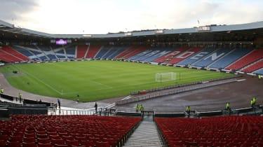 Hampden Park Scottish Football