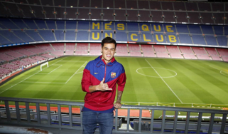 Brazil playmaker Philippe Coutinho left Liverpool for Barcelona in January 2018