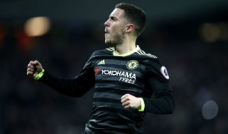 Eden Hazard of Chelsea