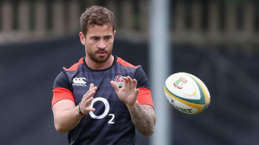 Gloucester fly-half Danny Cipriani was named the Premiership's player of the year in 2018-19