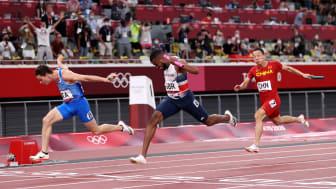 Team GB 4x100m men