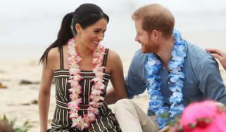 Prince Harry and Meghan Markle royal tour Australia