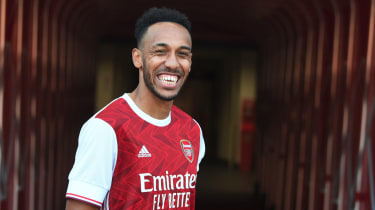 Pierre-Emerick Aubameyang has signed a new three-year contract with Arsenal